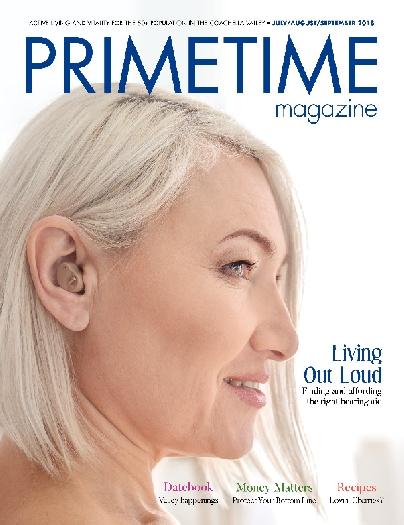 July - August 2018 PRIMETIME