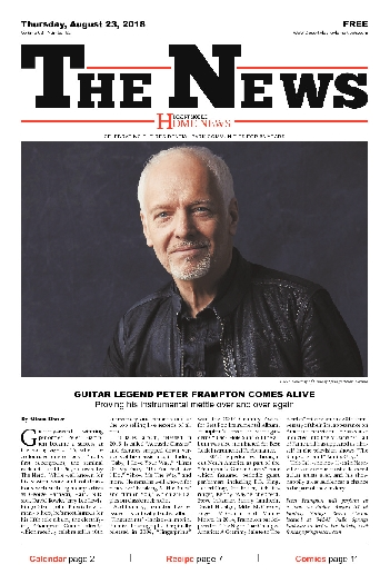 August 23, 2018 Edition