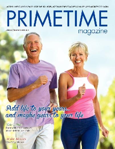 PrimeTime Magazine: January, February, March 2019