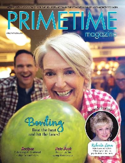 PrimeTime Magazine: April, May, June